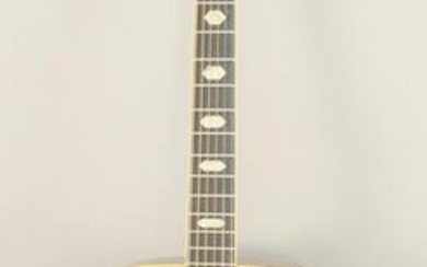 C.F. Martin F-2 acoustic guitar, 1940-1942, archtop
