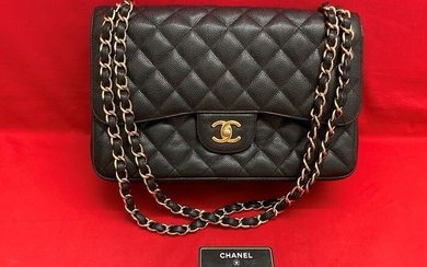Chanel - Classic Jumbo Double Flap Shoulder bag