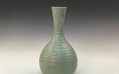 Chinese Longquan Kiln Bottle Vase