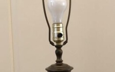 Chinese Porcelain Table Lamp