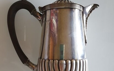 Coffee pot - .925 silver - Elkington & Co, Birmingham- England - 1901