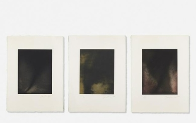 Joe Goode, Three works from the Tornadoes series