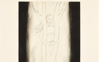 LOUISE BOURGEOIS | EMBRACING THE TREE