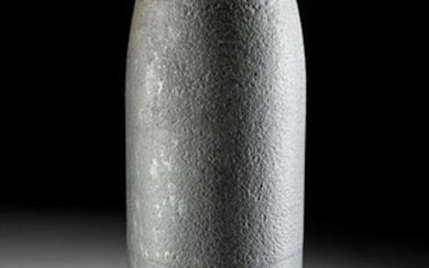 Large USA WWII Naval Steel Shell Casing