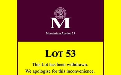 Lot 53 has been WITHDRAWN