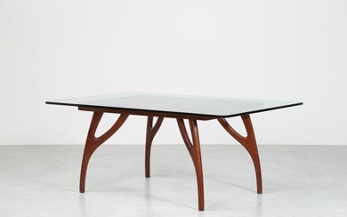 Mid-Century American by Adrian Pearsall Dining Table