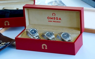 Omega - Trilogy Set Limited Edition 557 60th Anniversary 1957 - Unisex - 2017