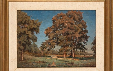 "SPANISH SCHOOL FFS. XIX CENTURY - PPS. 20th century ""Country scenes"" Three oil paintings on canvas. One of them with an illegible signature. Measurements: 50 x 35 cm. Exit: 150uros. (24.958 Ptas.)"