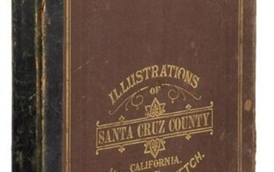 With rare views of Santa Crus County in 1879