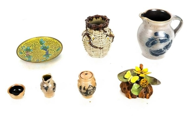 American Pottery Group, and Others