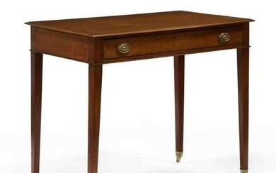 Antique English Writing Table
