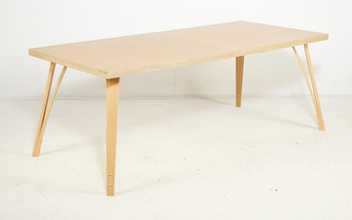 Askman Design. Dining table, Model Viggo, with two extension leaves (3)