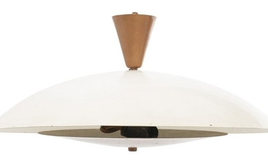 BECO CEILING LIGHT & PAIR OF MATCHING WALL SCONCES