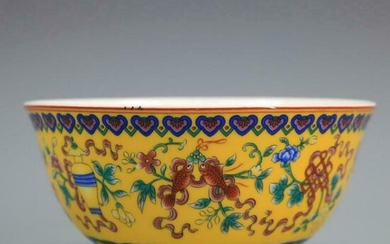 Chinese antique Porcelain handmade bowl plate dish
