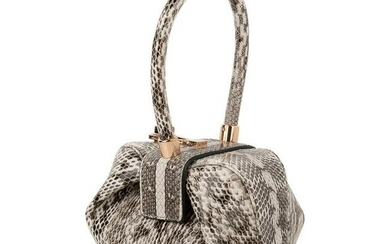 Gabriela Hearst Nina Demi Bag Snakeskin Limited Edition