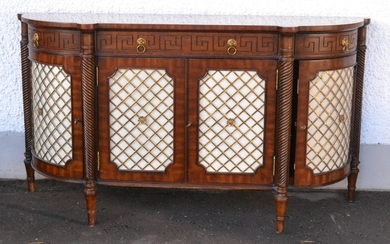 QUALITY! Credenza style MAITLND and SMITH LONDON sideboard w...