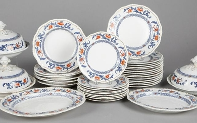 Royal Worcester Ironstone dinner service