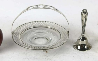 STERLING SILVER TABLE ARTICLE GROUPING