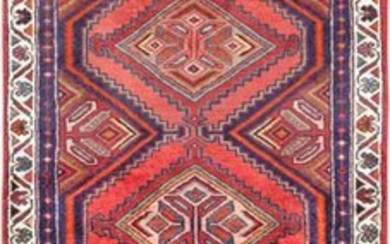 Vintage Shiraz Colletion Hand-Knotted Lamb's Wool