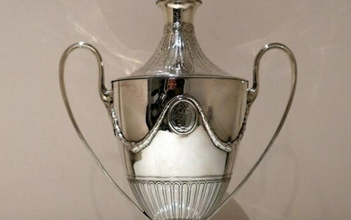 18th Century Antique George III Sterling Silver Cup &