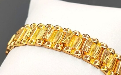 22 kt. Yellow gold - Bracelet