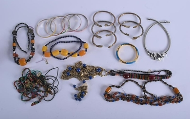 ASSORTED JEWELLERY. (qty)