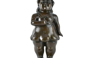 After: Fernando Botero, Colombian (born 1932)