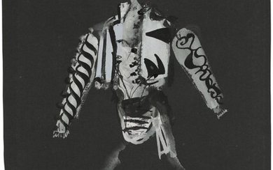 Antoni Clave (1913-2005), Costume design for 'Revenge', 1951 by the Ballets des Champs-Élysées and choreographed by Ruth Page