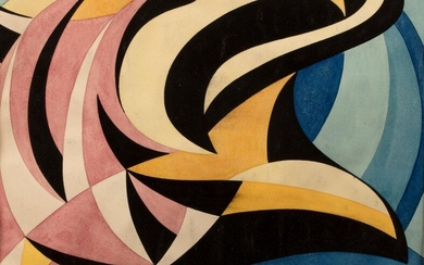 Auguste HERBIN (Quievy 1882 - Paris 1960)...