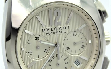 "Bvlgari - Ergon Swiss Automatic Chronograph - EG40 S CH ""NO RESERVE PRICE"" - Men - 2000-2010"