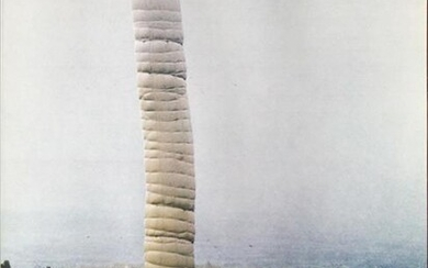 """Christo - Untitled from """"Monuments Portfolio with 10"""