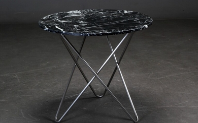 Dennis Marquant for OXDenmarq. Bord model O Table.