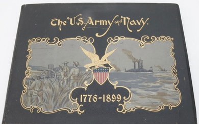 HISTORY OF THE U.S. ARMY AND NAVY