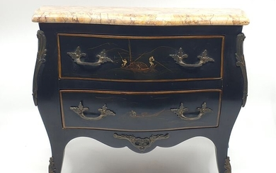 Miniature chest of drawers (1) - Louis XV Style - Wood - Early 20th century