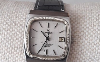 Omega - Constellation Chronometer Quartz - 198.113 - Men - 1980-1989