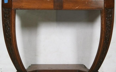 PAIR OF ART DECO STYLE CONSOLE TABLES