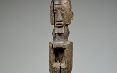 Power figure - Wood - Butti - TEKE - Democratic Republic of Congo