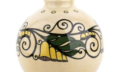 SIPLA - ROME - Vase with gentians, 20's