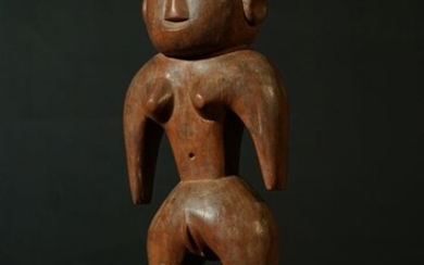 Sculpture - Wood - Mama - Nigeria