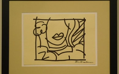 Tom Wesselmann Attr. Woman
