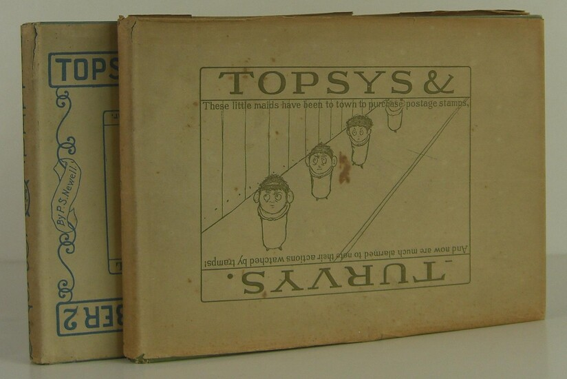 Topsys & Turveys -- Number 1 and Number 2