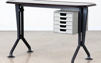 WRITING DESK BY STUDIO BBPR FOR OLIVETTI C.1960