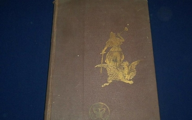 1900 WRIGHT'S HISTORY OF SPANISH AMERICAN WAR - GREAT