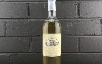 1x 1988 Pavillon Blanc du Chateau Margaux, Bordeaux - high shoulder