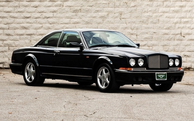 2000 Bentley Continental R Mulliner 'Wide-Body'