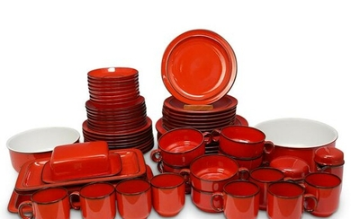 "(65 Pcs) Thomas ""Flammfest"" China Set"