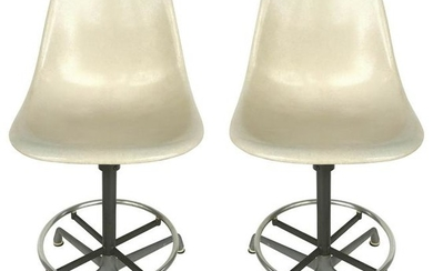 Charles Eames for Herman Miller Bar/Counter Stools in