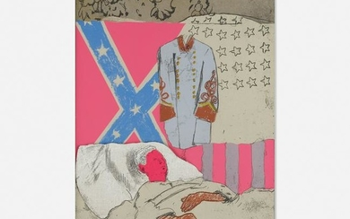 Larry Rivers, Confederate Soldier