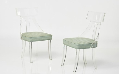 Lucite Chairs (2)