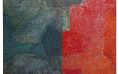 Serge Poliakoff (1900-1969), Composition